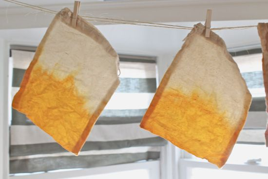 Acute How-To: All Natural Fabric Dyes | Scoutie Girl