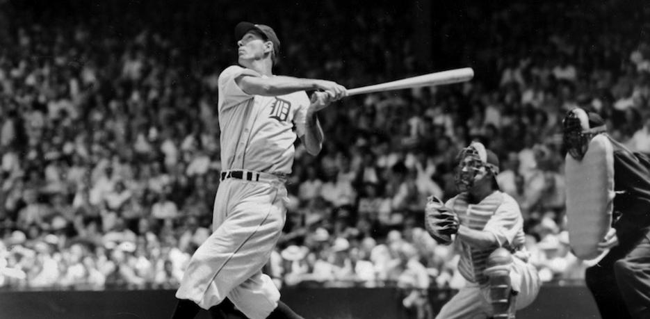 A League Of Their Own A Jewish Baseball Museum At Last Baseball Players Hank Greenberg Baseball
