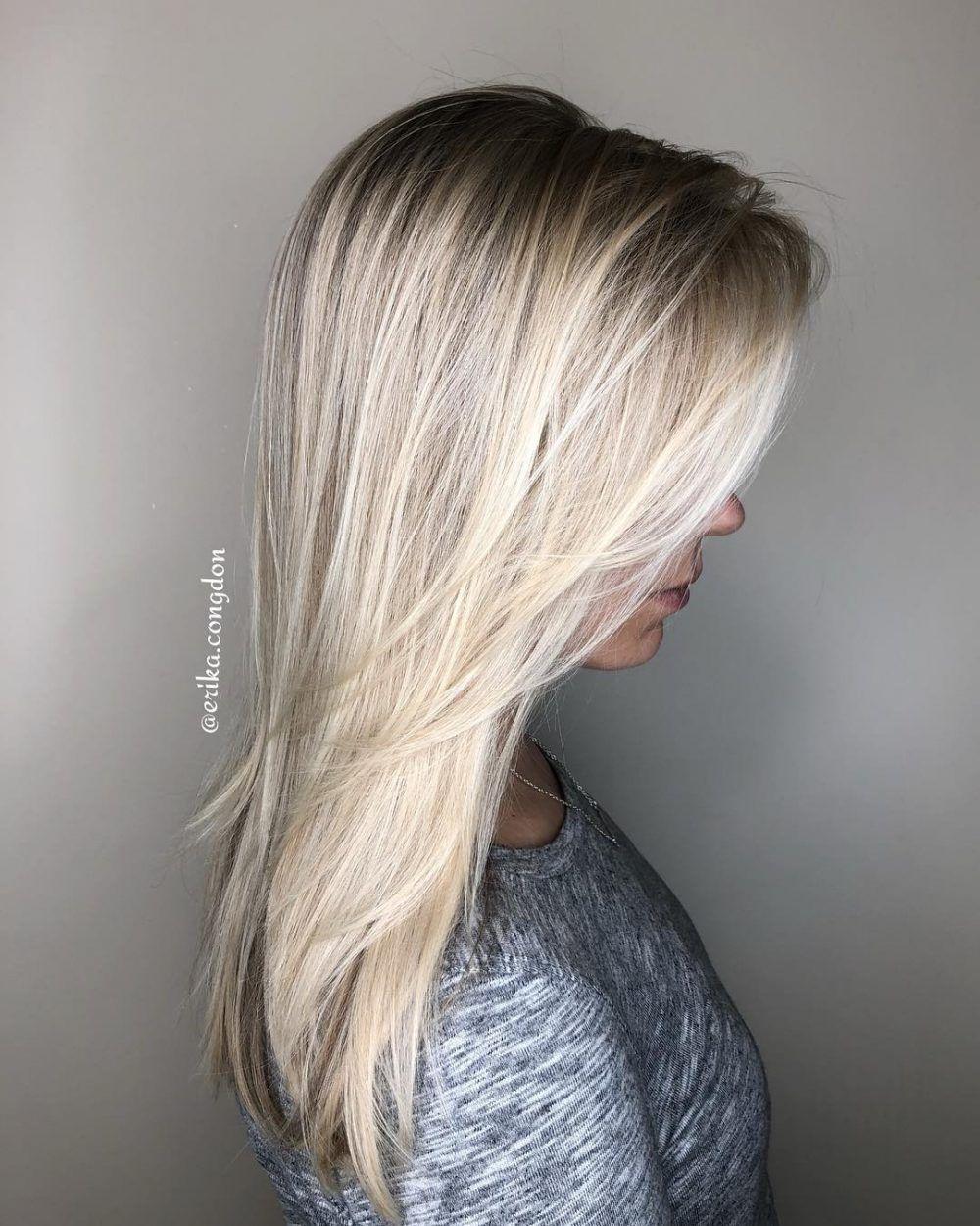 32 Volumizing Haircuts For Thin Long Hair Before After Makeovers Long Thin Hair Long Fine Hair Thin Hair Haircuts