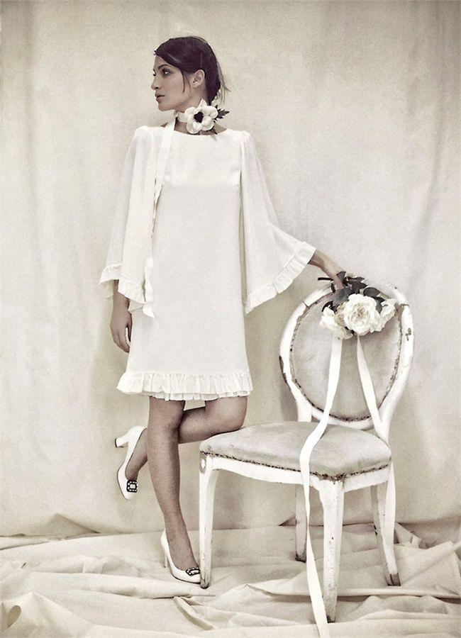 Abiti da sposa semi couture