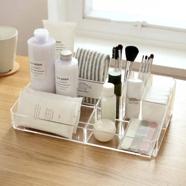 Photo of Luxe Acrylic Large Beauty Organizer