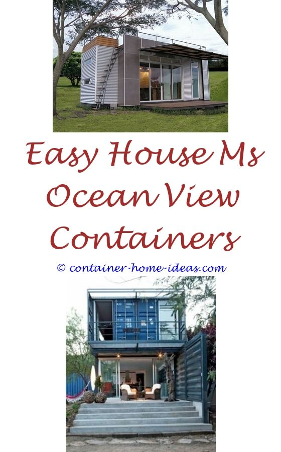 Shipping Container House Foundation | Container house plans, Small ...