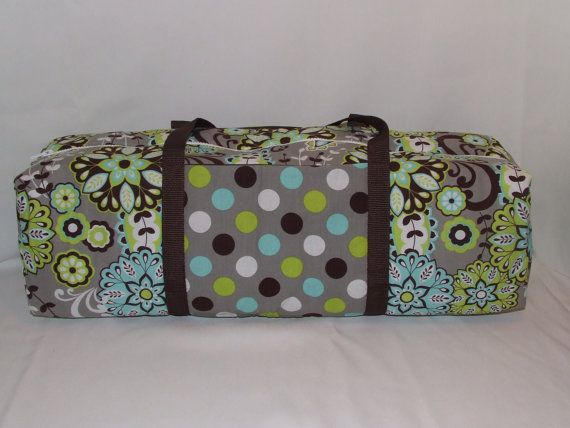 5a68f55e5e Scrapbooking Tote for the Silhouette Cameo by homespunexpressions ...