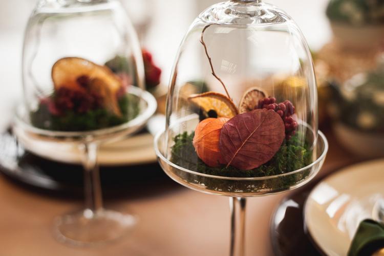 Hervorragend Herbstdeko Im Glas Selbst Zeugen U2013 Einfache Ideen Zum Nachmachen #einfache  #glas #herbstdeko