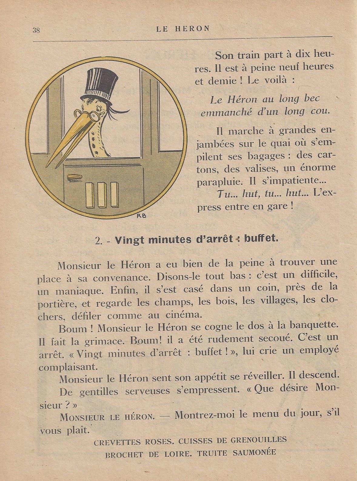 Henri Filloux La Joie De Lire Contes Et Recits Pour Le Ce1