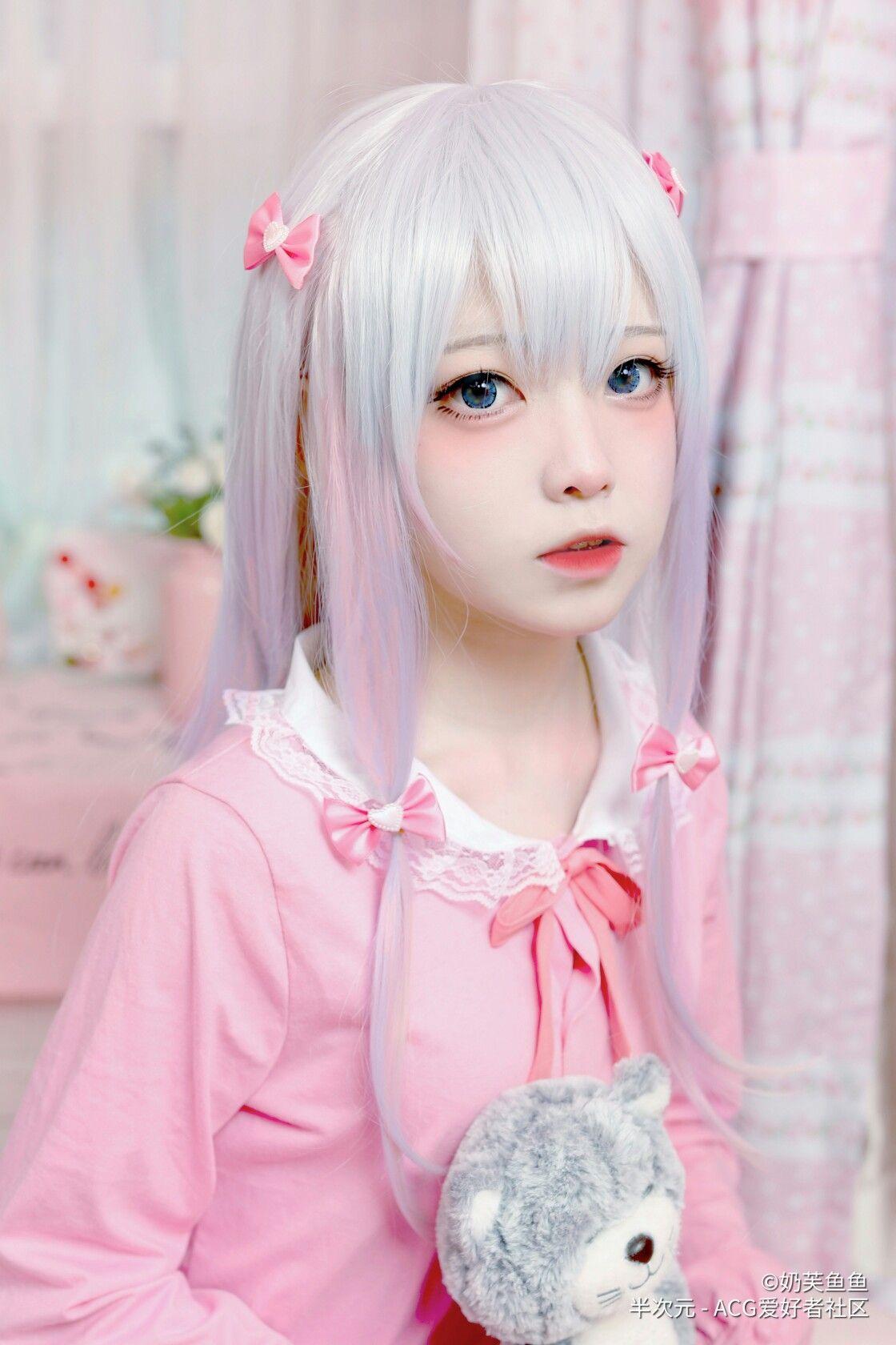 Pin oleh HimeQu di Kawaii cosplay Art-Qu