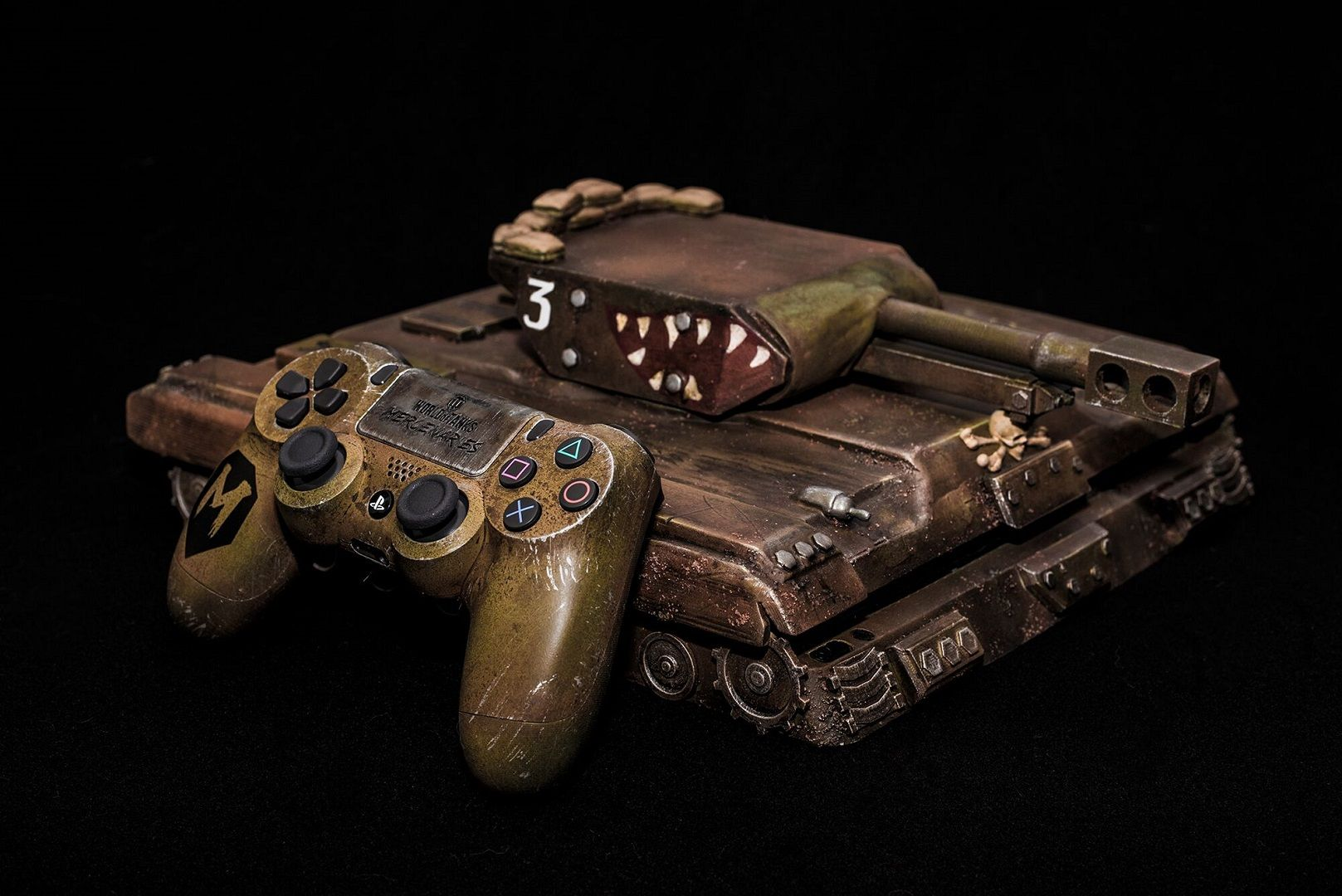 Fifth Anniversary Giveaway Enter Now To Win One Of 6 500 Prizes World Of Tanks Playstation Console