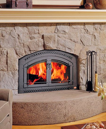 Wood Burning Fireplace Building The Perfect Fire Step By Step