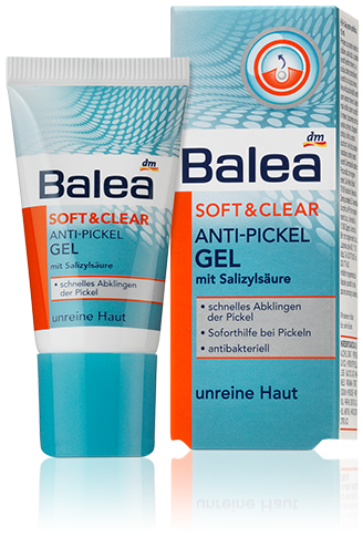 Balea Anti-Pickel Gel | dm Sucht | Beauty, Cosmetics und ...