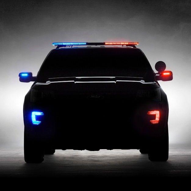 Ford Police Interceptor Teaser