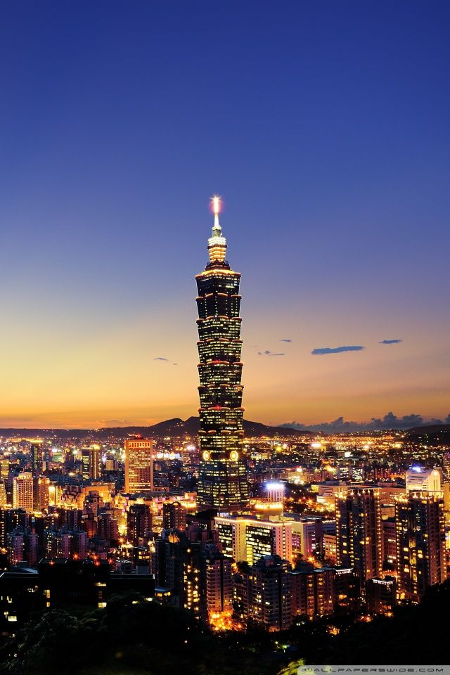 101 Best Images About Arthur Edward Waite: Taipei 101 HD Desktop Wallpaper : Widescreen : High