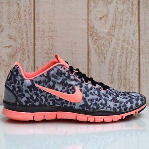 Nike Free Run Tr En Forme 3 Pompe Léopard