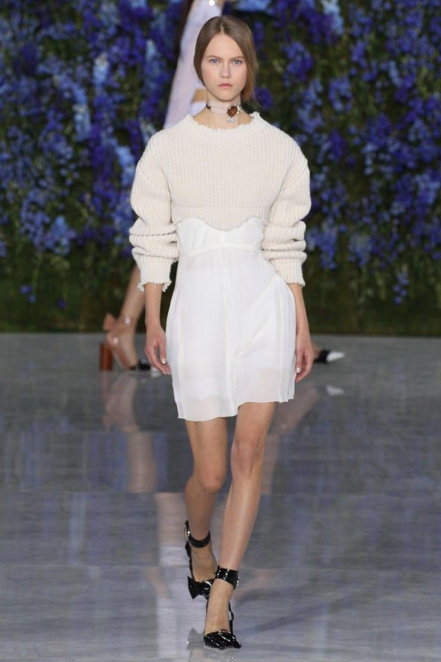 Christian Dior Continues to Do No Wrong With His SS '16 Paris Fashion Week Show