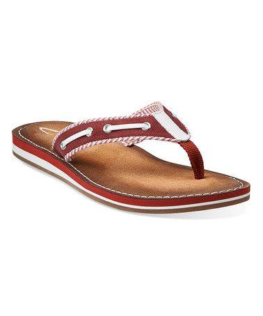 clark flip flop shoes