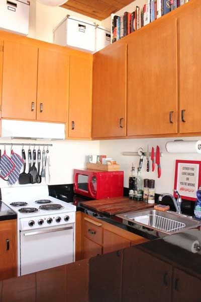 Como Decorar Y Organizar Una Cocina Pequena Mil Ideas De Decoracion Interior Design Kitchen Small Kitchen Cabinets Kitchen Interior