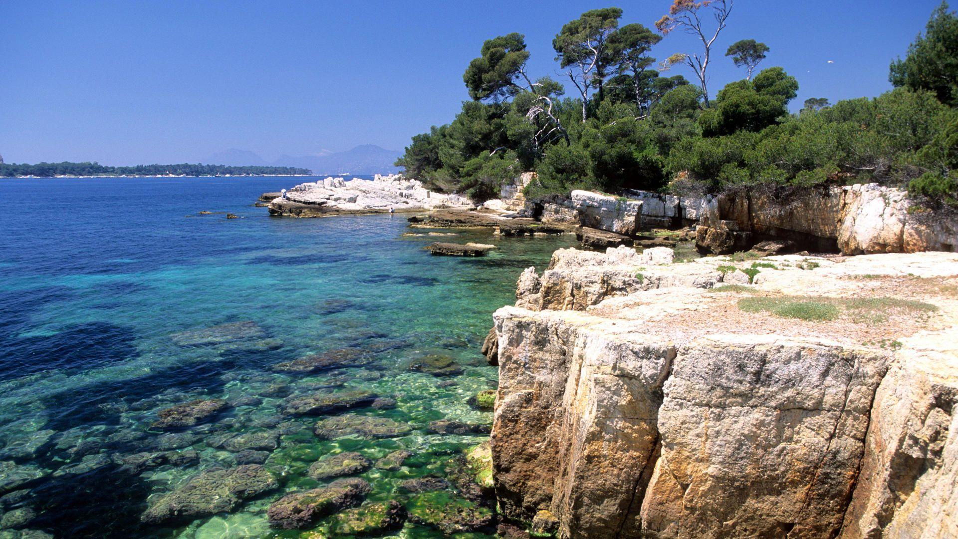 50% prijs goede verkoop beste kwaliteit Cap d'Antibes, Alpes-Maritimes | Paysages | Iles de lerins ...