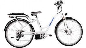 Polaris Meridian St Electric Step Thru City Bicycle 2 499 99 City Bicycles Bicycle Bike