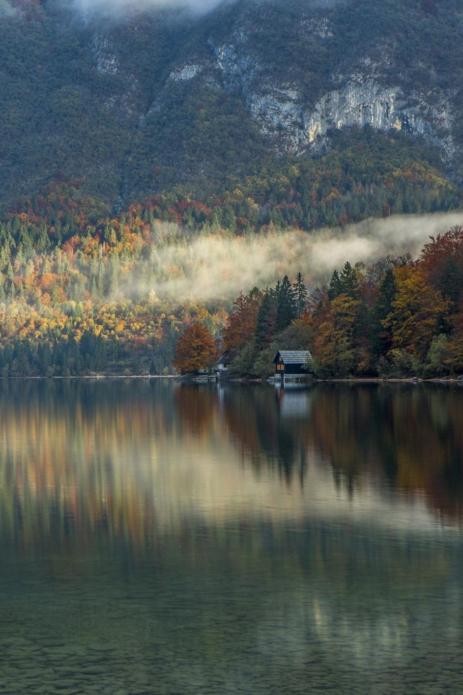 Coiour My World: Lake Bonhinj, Located Within The Bohinj Valley Of The  Julian Alps, Slovenia ~ Photo By Keith Burtonwood