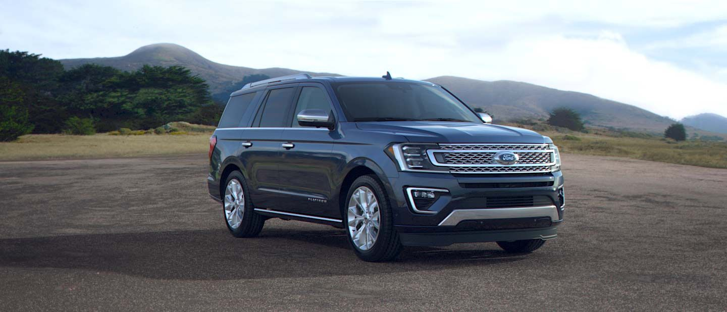 2019 Ford Expedition Suv 3rd Row Seating For 8 Passengers Ford Com Ford Expedition Ford Suv Suv