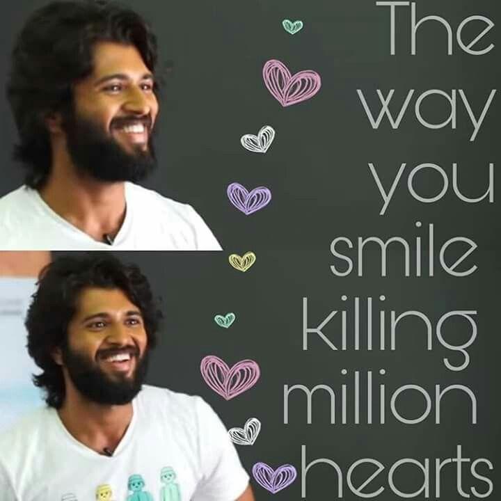 Pin By Vaibhav Wanode On Rowdy Fun Quotes Funny Vijay Devarakonda Vijay Actor