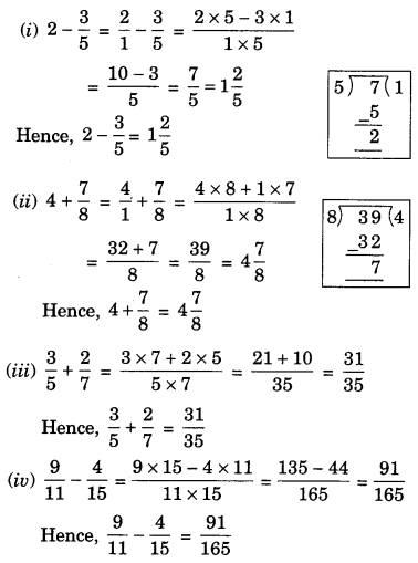 Ncert Solutions For Class 7 Maths Chapter 2 Fractions And Decimals 2 Fractions Decimals Math Maths Ncert Solutions