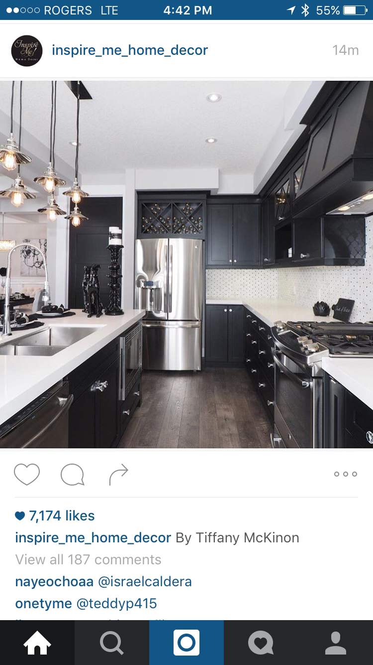 View more kitchens 187 - Explore Dream Kitchens Black Kitchens And More