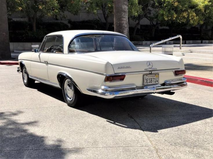 1964 Mercedes Benz 220se For Sale Near Glendale California 91203 Classics On Autotrader In 2021 Autotrader Mercedes Mercedes Benz