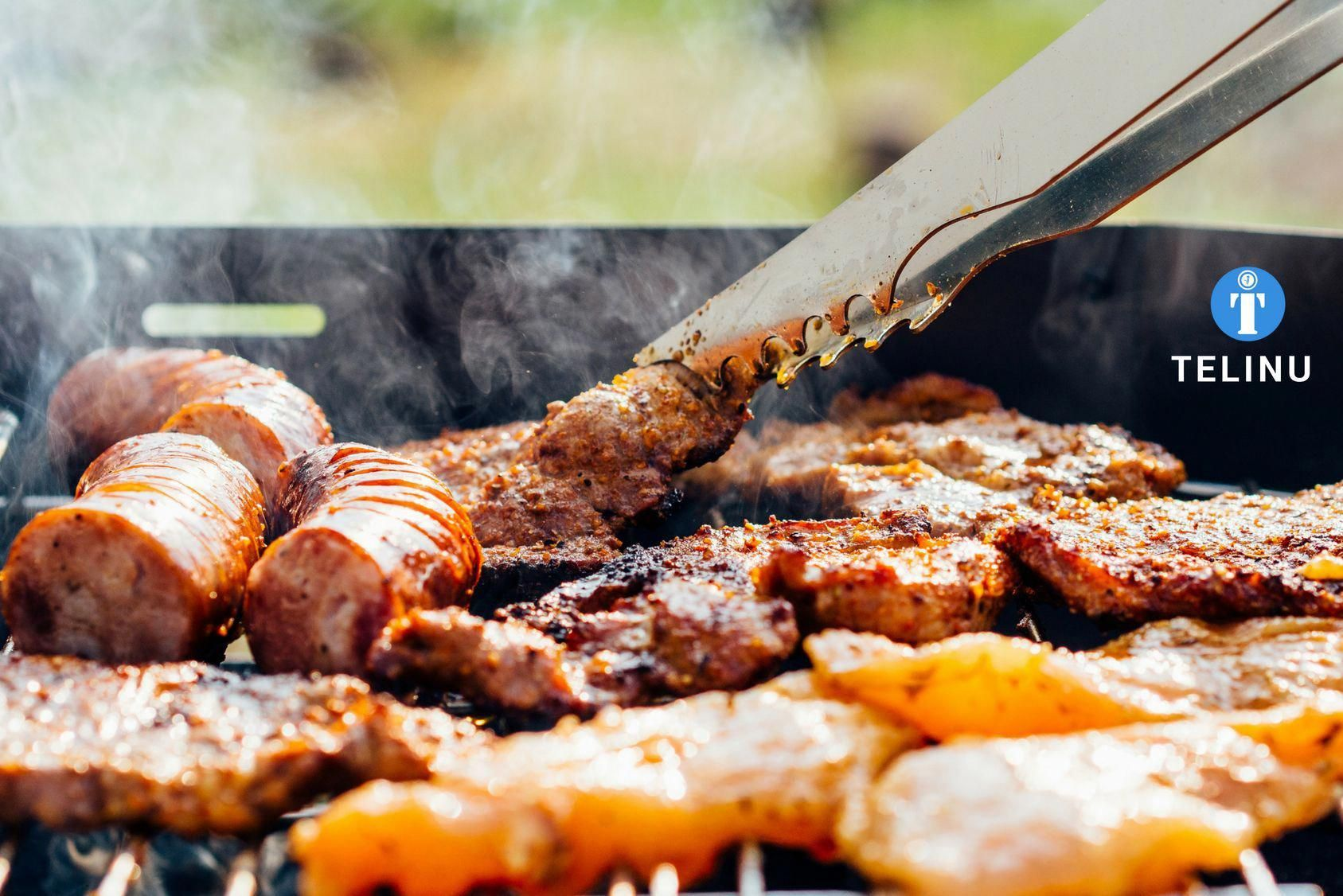 How to Use Barbecue Grill First of all, heat up the