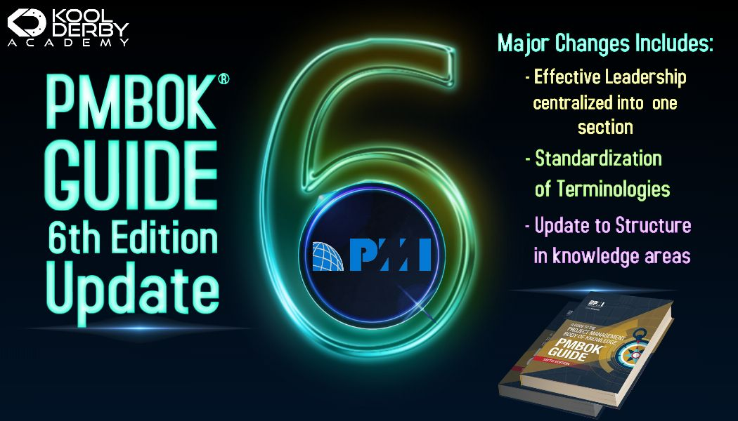 The 6th Edition Of Project Management Body Of Knowledge Pmbok