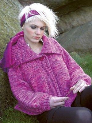 Coliumo Cardigan Knitting Fever Free Patterns Knitting