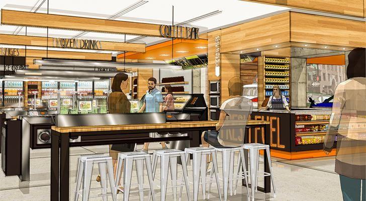 modern convenience store design google search convenience store design ideas - Convenience Store Design Ideas