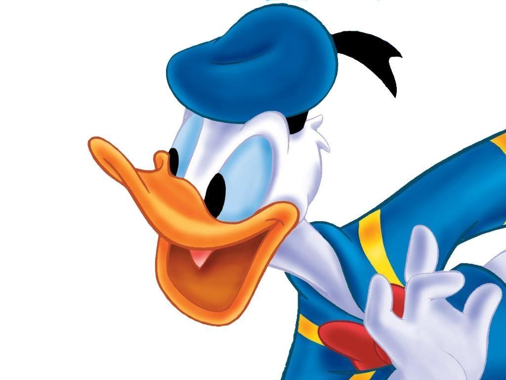 famous duck | Duck cartoon, Donald duck, Disney cartoon ...