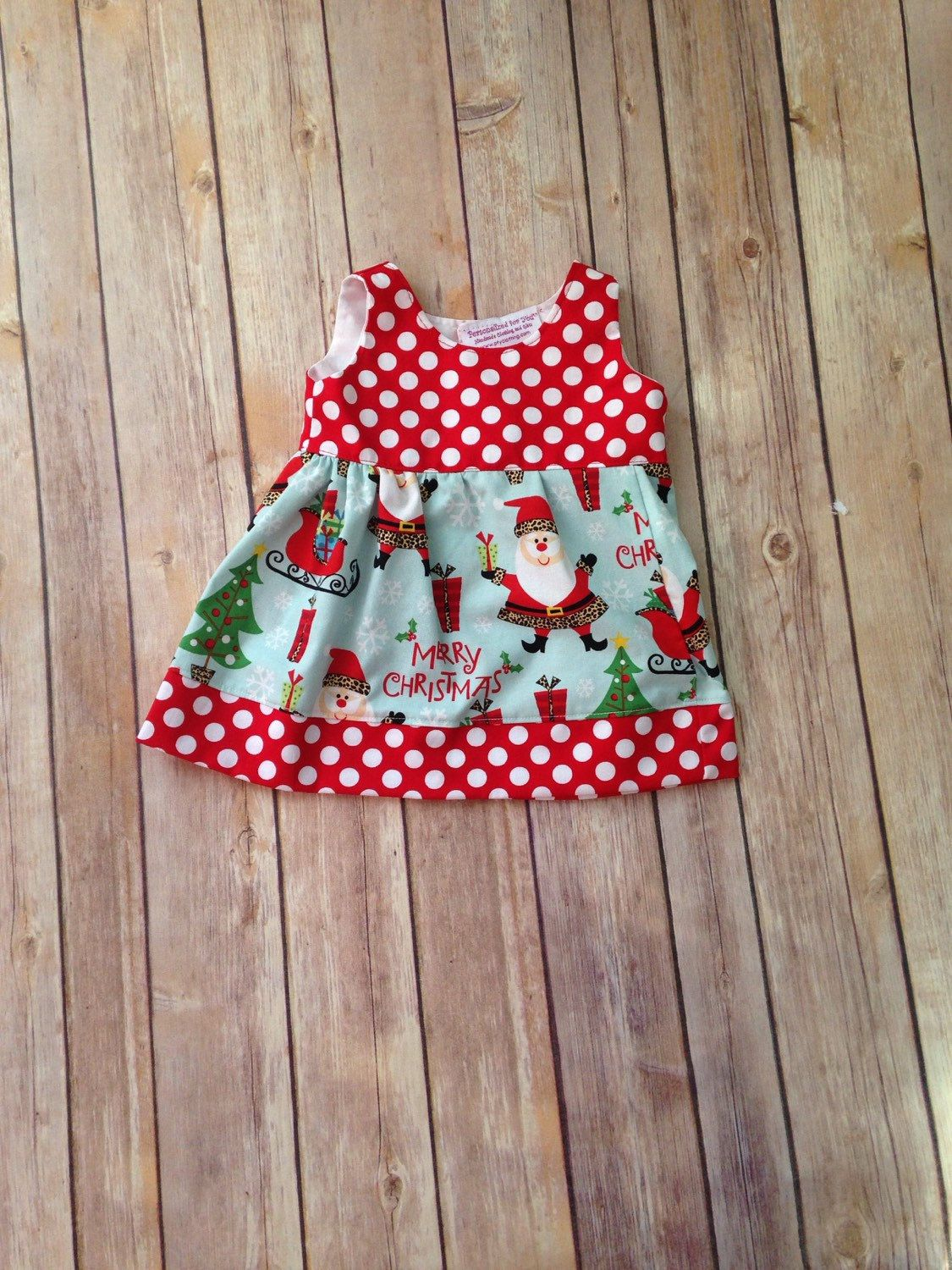 Christmas dress boutiques - Clearance Christmas Trees Boutique Girls Jumper Size 6mos Toddler And Infant Girls Dress Girls Christmas Dress