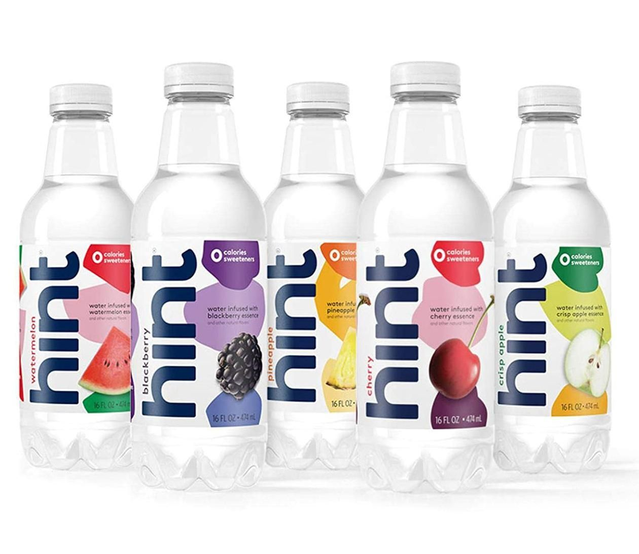 24 Hint Fruit Infused Water for 15.76! Regular Price is
