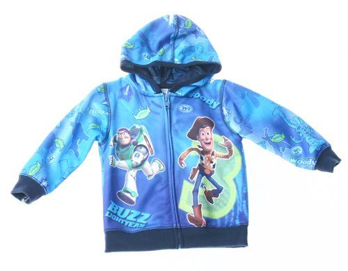 Disney Toy Story Infant /Toddler Boys Hooded « Clothing Impulse