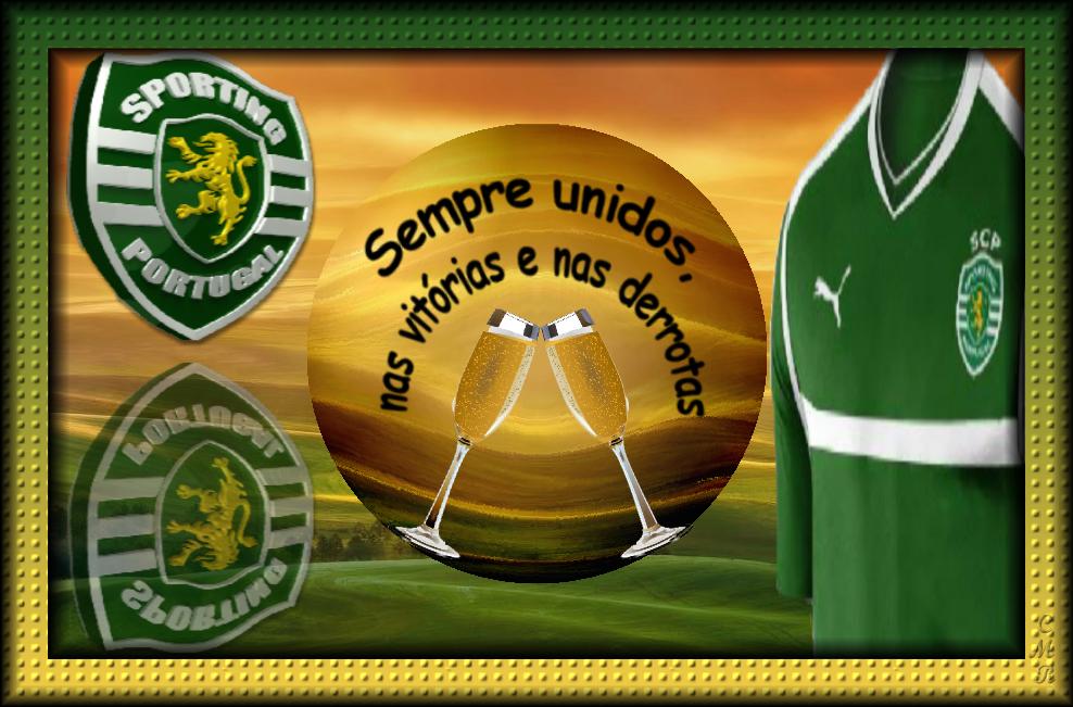 Supporting SCP Sporting, Sporting clube, Sporting clube