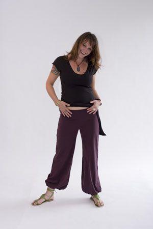 Nordlys: Yoga Pants.