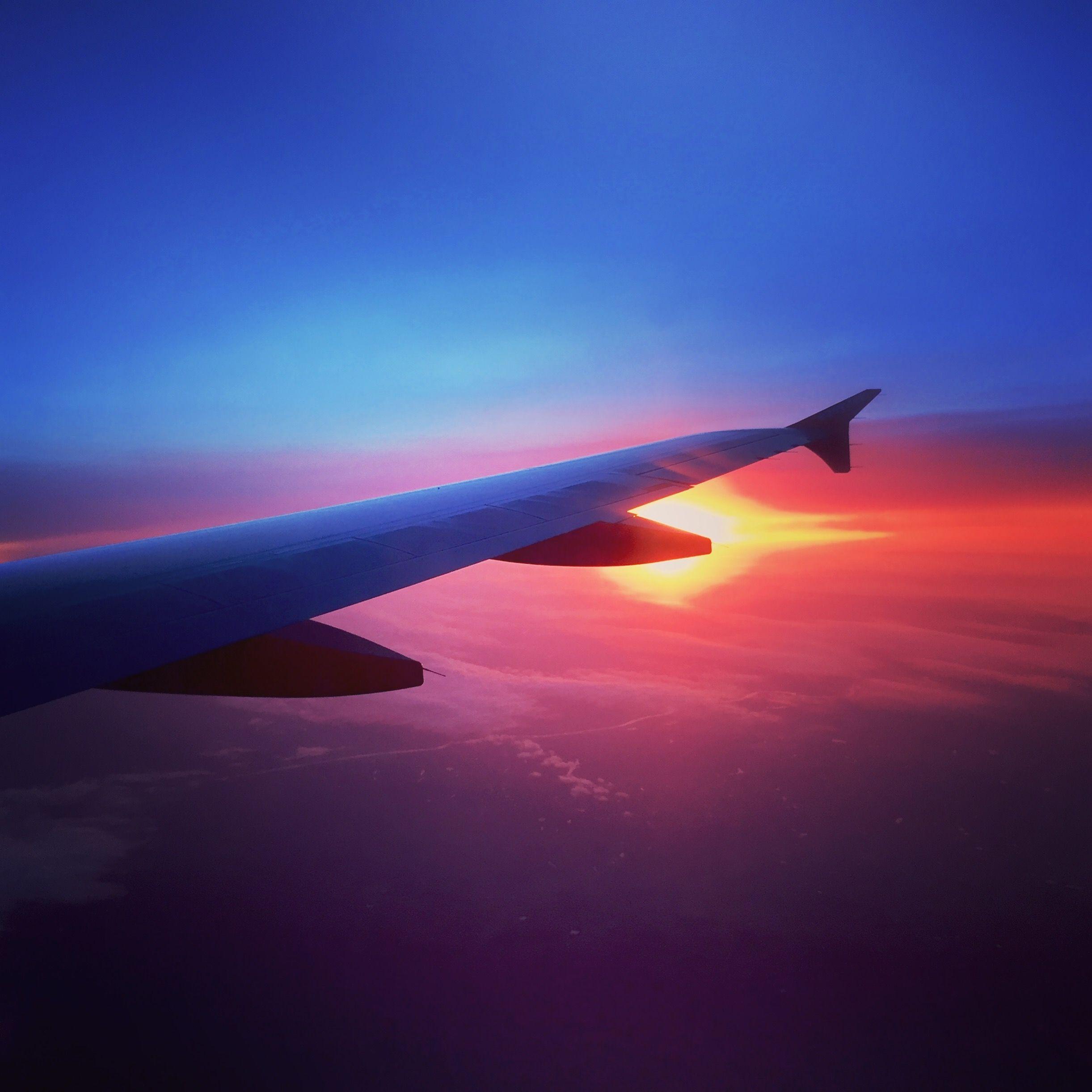 Обои Airplane, sky. Авиация foto 18