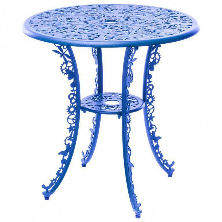 "Aluminium Table ""industry Garden Furniture"" By Seletti"