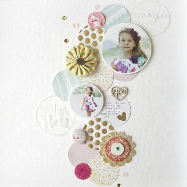 By Stephanie Bryan --> Crate Paper Spotted Layout