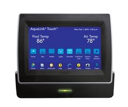 Jandys New And Innovative Aqualink Rs Touchlink Touch Panel User
