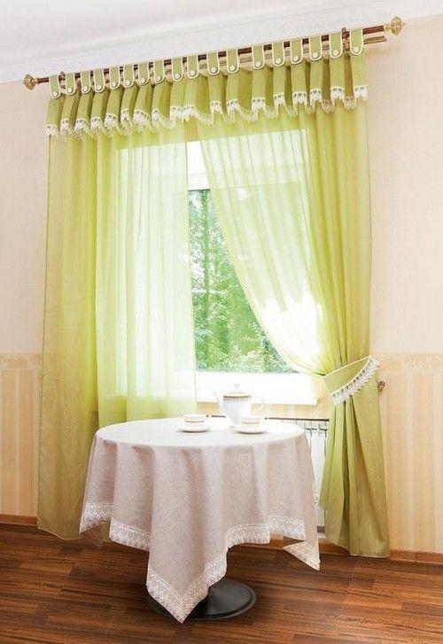 Дизайн штор как сшить шторы своими руками