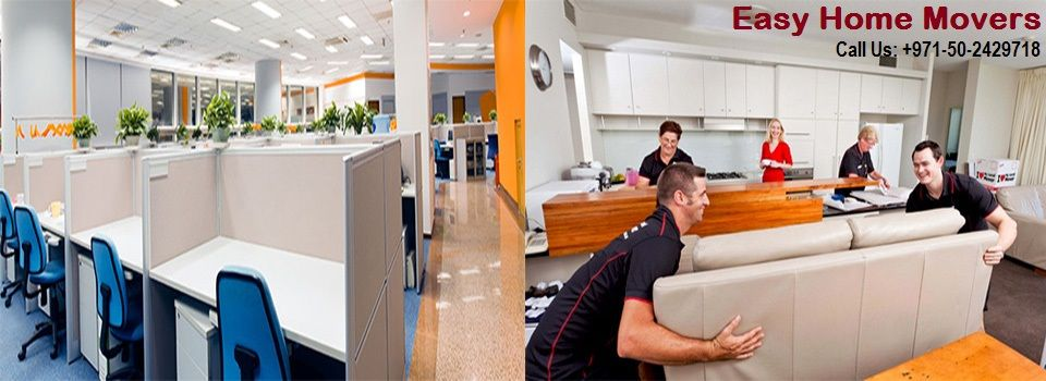 Movers and packers in Abu Dhabi who is expert in shifting office