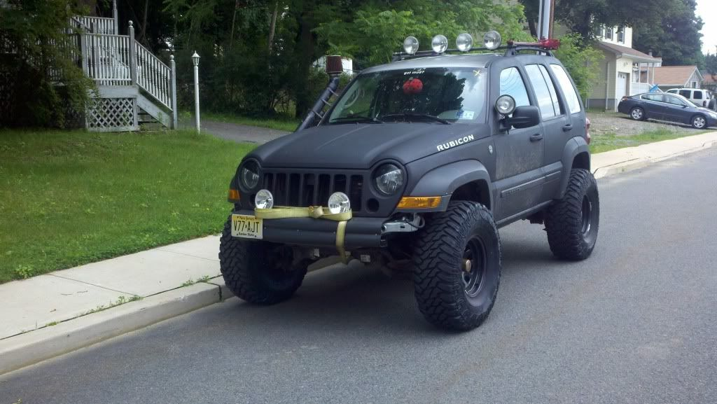 Lifted Liberty jeep Pinterest Liberty, Jeeps and