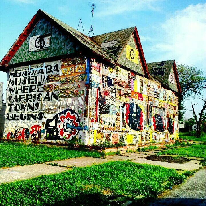 African Bead Museum - Detroit, MI