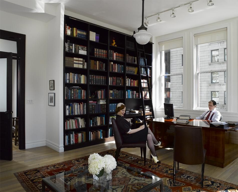 Manhattan Law Office | Heiberg Cummings | For the Home | Pinterest ...