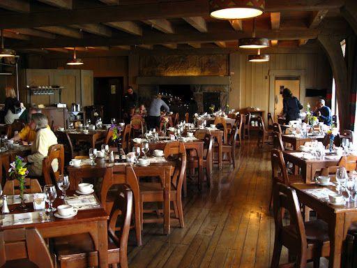 Cascade Dining Room Timberline Lodge Mt Hood Oregon