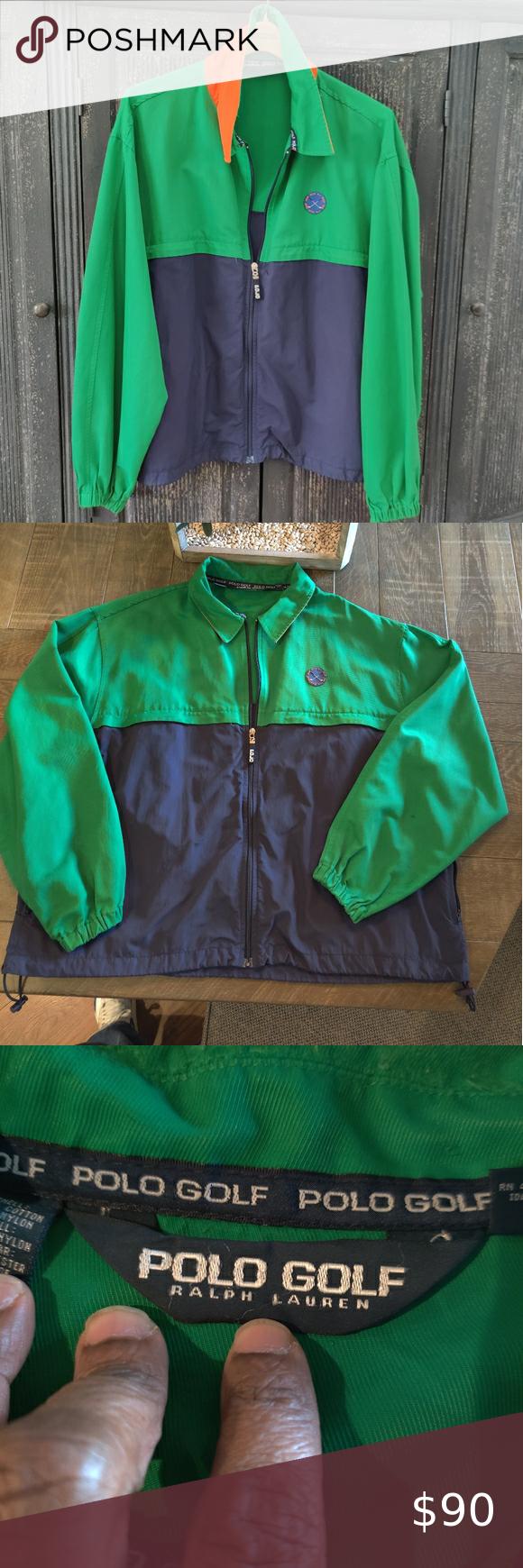 Polo Golf Windbreaker Red Fleece Jacket Ralph Lauren Polo Jackets Black Zip Hoodie [ 1740 x 580 Pixel ]