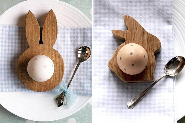Come servire le uova per la #colazione di #Pasqua