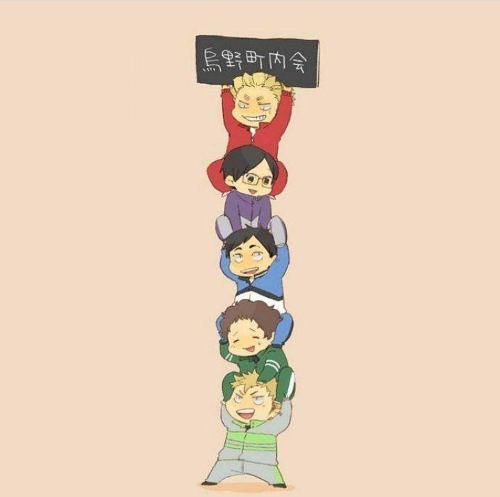 Photo of Śmieci Anime and BTS ( ͡° ͜ʖ ͡°){Haikyuu, BNHA, BTS }